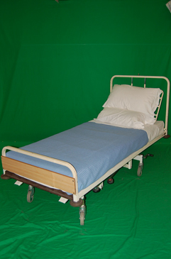 Hospital Bed And Over Bed Trunking Hospital Beds