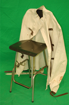 Straight Jacket Medical Costumes