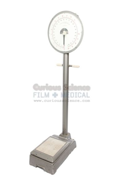 Height Measure On Stand Weighing Scales And Height Measures