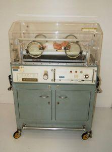 1950's incubator