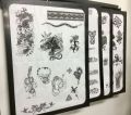 Tattoo wall chart