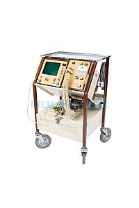 ECG Machine and Defibrillator