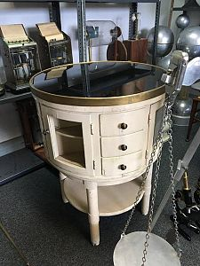 Dental Cabinet/Table Circular Period
