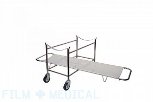 Trolley With Stretcher Top