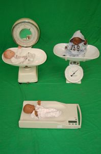 Baby Weighing Scales