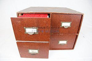 Medical Notes Filing Cabinet