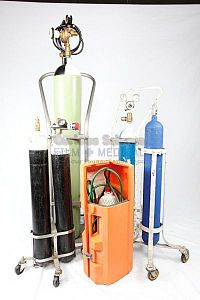 Oxygen Cylinders / Gas Tanks