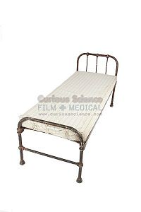 Period Hospital Bed