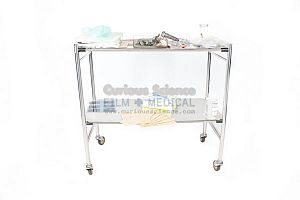 Hospital Trolley with Dressing