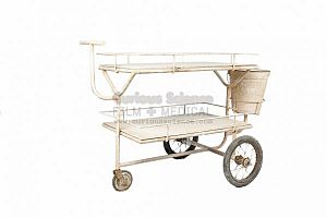Period ward trolley