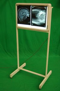 Double Free Standing Light  Box