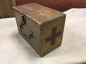 Field medical box