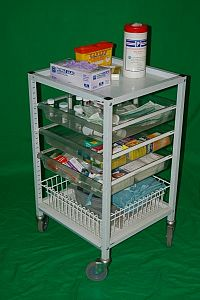 Modura Cart with Dressing