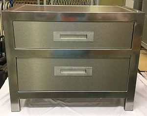 Laboratory drawer unit