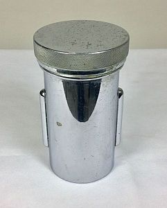 Sterile instrument container