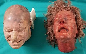 Model Severed Heads