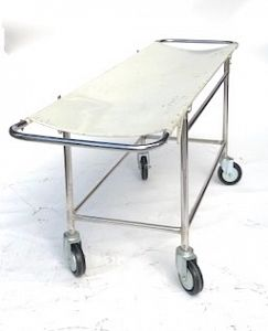 Body Trolley with Removable Stretcher