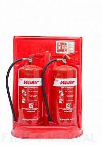 Wall Mount Fire Extinguishers