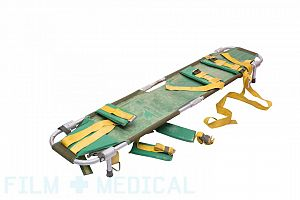 Spinal board - green