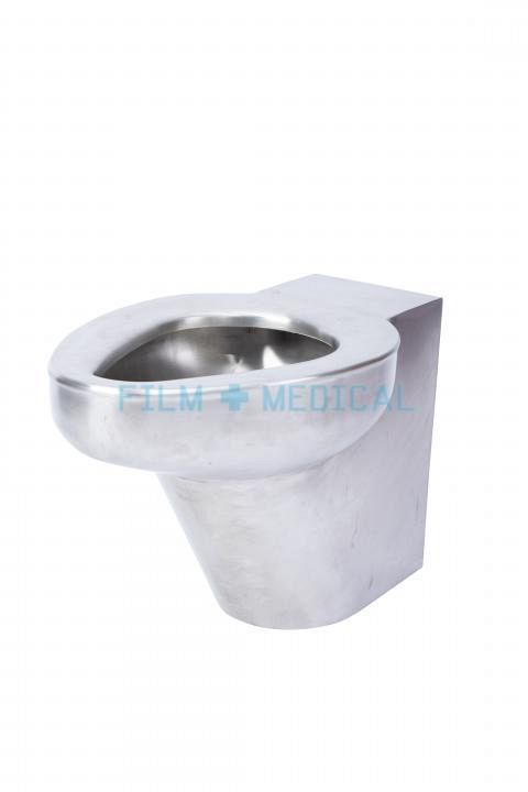 Prison Toilet Stainless Steel