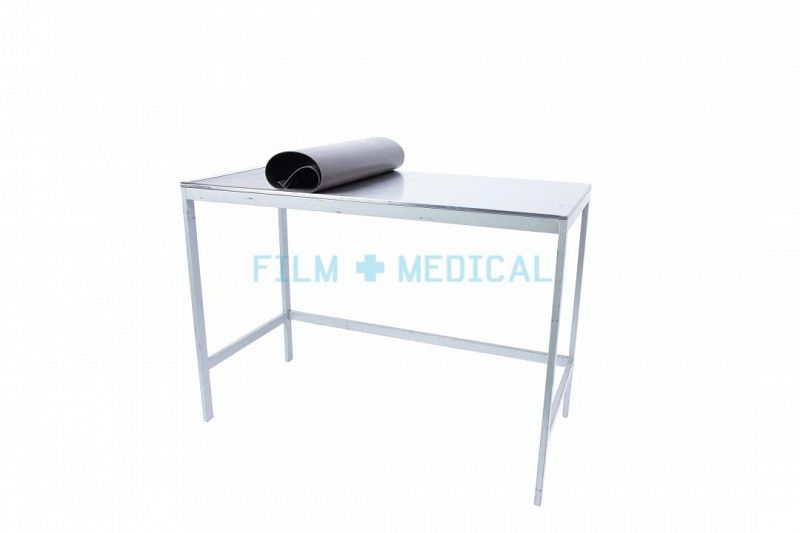 Veterinary Table with Rubber Cover