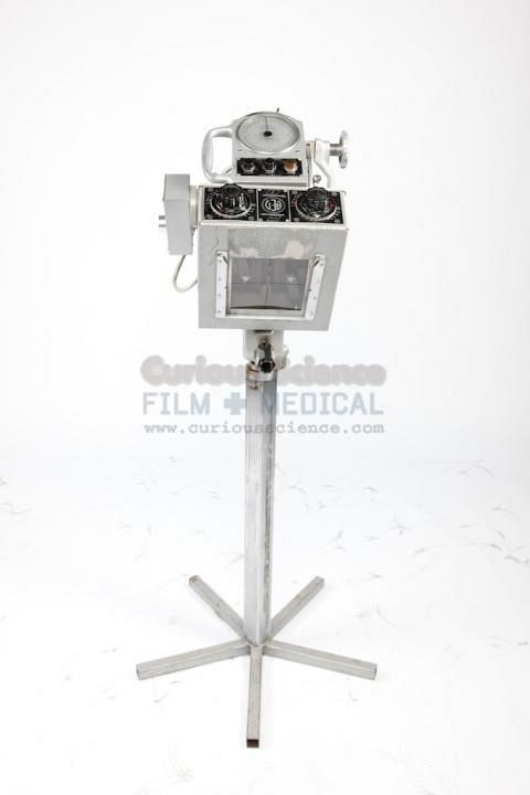 X - Ray Radial Dial Monitor