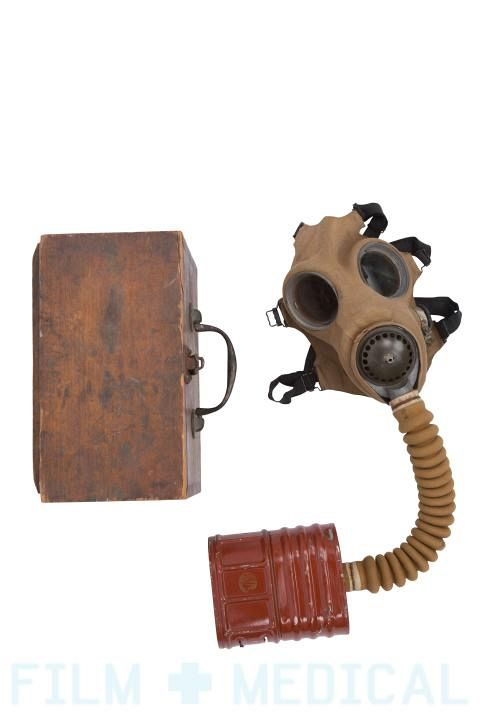Period Gas Mask Military