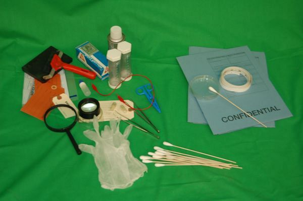 Forensic Equipment Film Medical