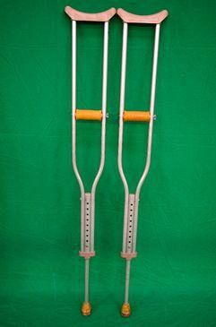 Modern Crutches