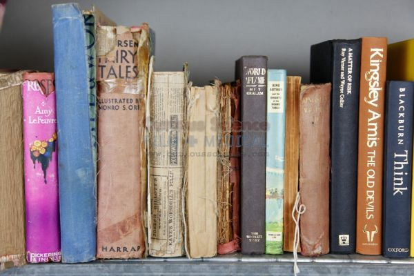 Selection of Books £25 per ft