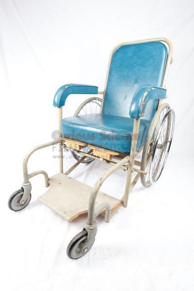 Porters Wheelchair