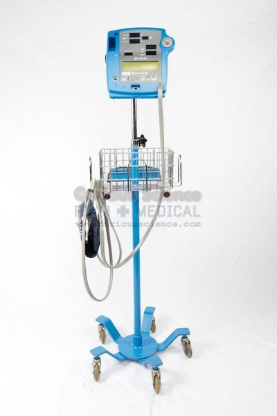 Blood Pressure Monitor on stand