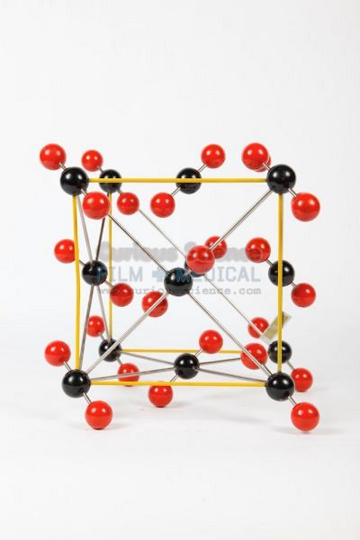 Molecular teaching model