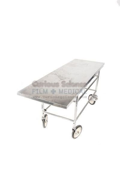 Body Trolley with Stainless Steel Top