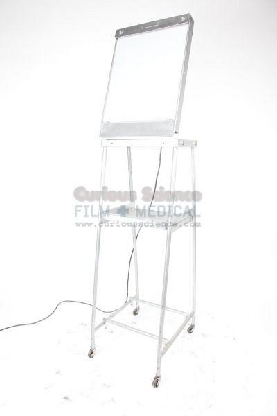 Single X Ray Lightbox on Stand.