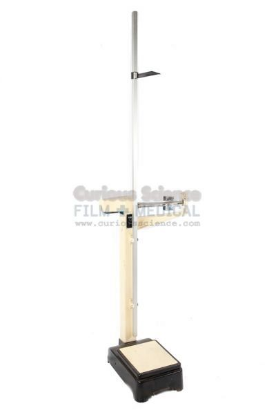 Weighing Scales with Height Measure