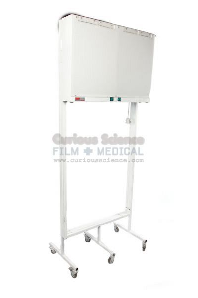 Double X Ray Lightbox on Stand.