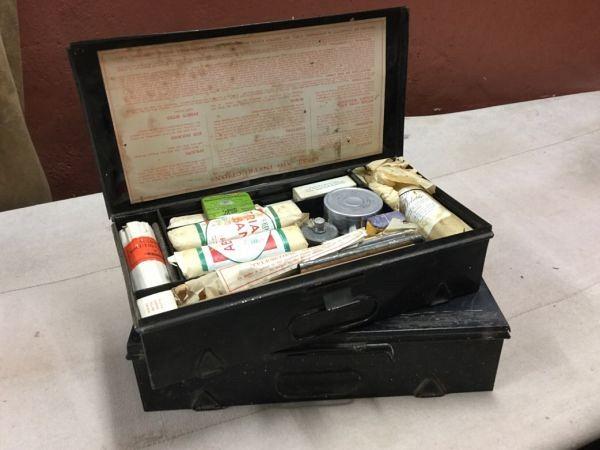 Field medical kit
