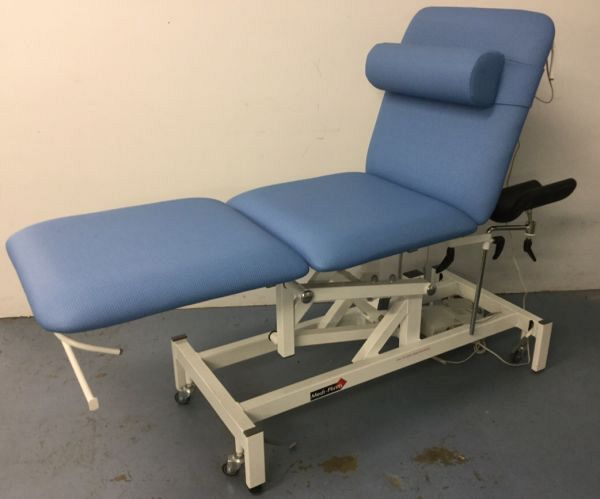 Examination couch Height Adjustable
