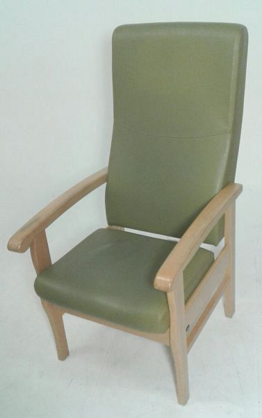 Patient High Back Chair