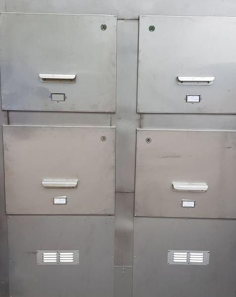 Mortuary Fridge Doors