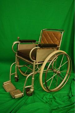 Older Style Wheelchair