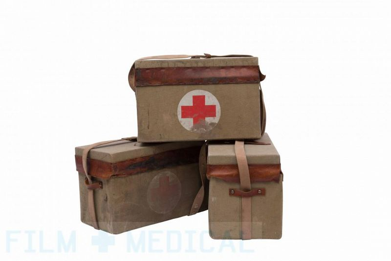 Military first aid cases
