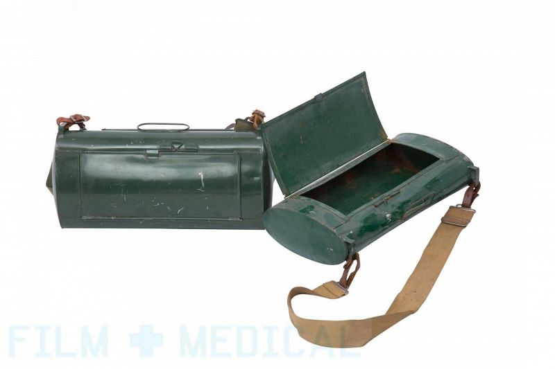 Military cases tins